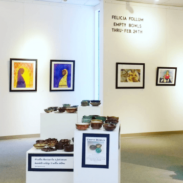 Travel Your City, Exhibition, Allied Arts, Richland, Washington